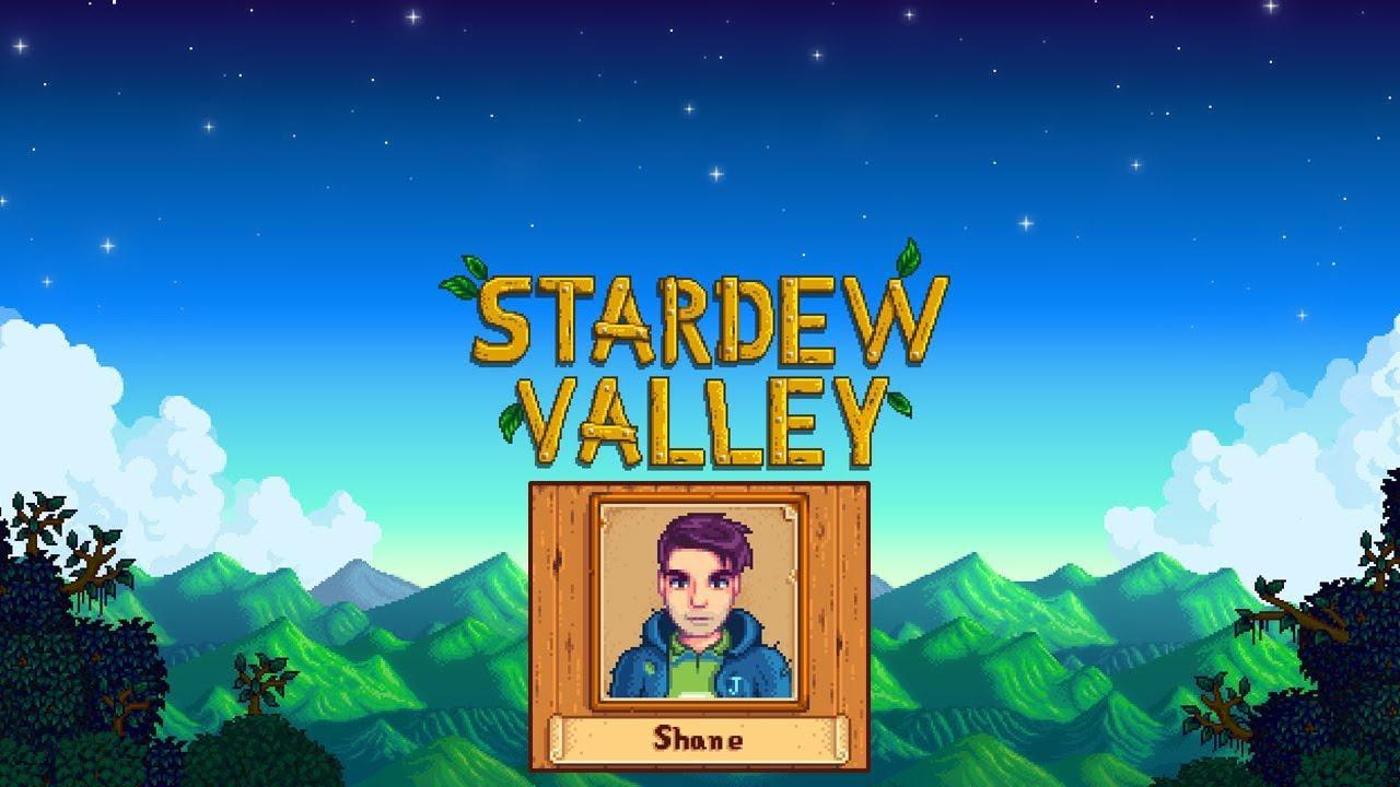 Stardew Valley  Marriage (Shane)