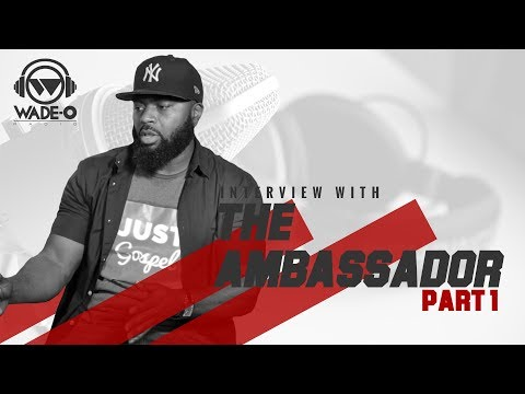 Ambassador Sets the Record Straight on His Position on Christians in Hip-Hop