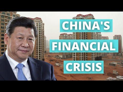 CHINA'S FINANCIAL COLLAPSE! Evergrande's Failure & Debt Cris