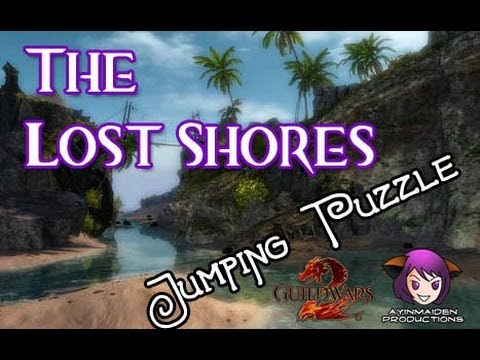 ★ Guild Wars 2 ★ - Jumping Puzzle - Southsun Cove (Skipping Stones)