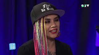 Flor de Rap en Escena Viva TV