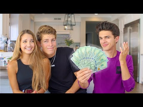 Paying Sister and her 'Boyfriend' to Tell their DEEP Secrets! | Brent Rivera
