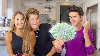 """Download Paying Sister and her """"Boyfriend"""" to Tell their DEEP Secrets! 