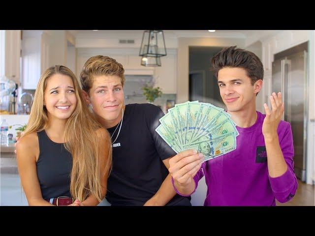 """Paying Sister and her """"Boyfriend"""" to Tell their DEEP Secrets! 