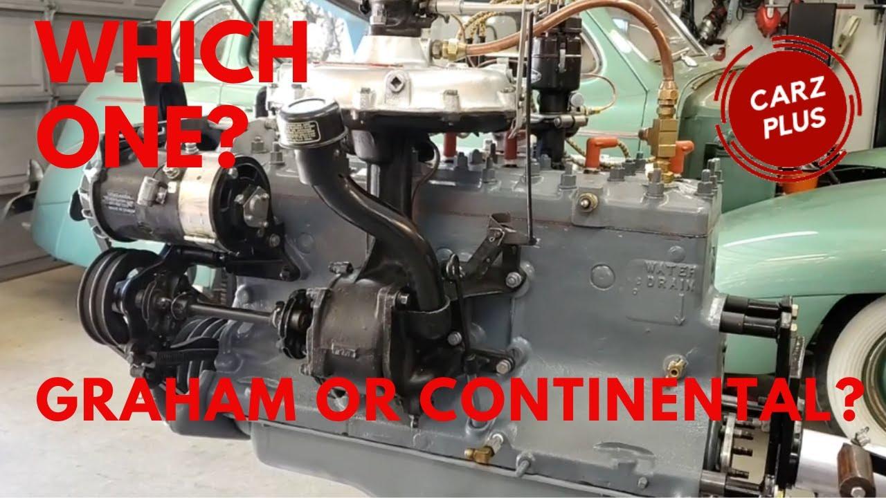 Graham 217 8 / Continental 226