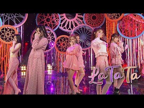 """""""Debut Stage"""" (G) I-DLE (anak) - LATATA @ Lagu Populer Inkigayo 20180506"""