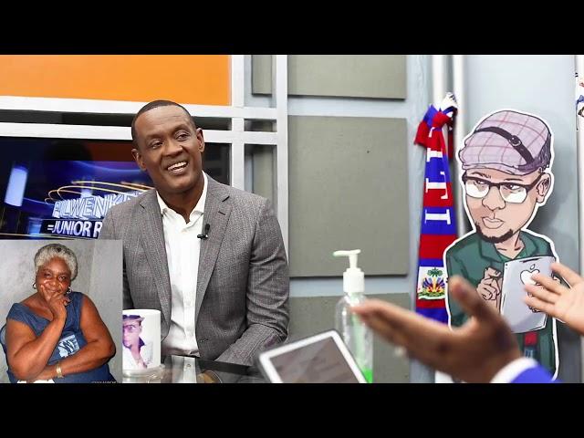 Pi lwen ke zye tv - show Garry Pierre Bernadotte // délégué départemental de l'Ouest