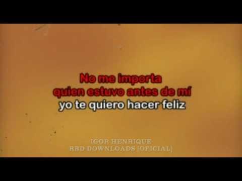Bésame Sin Miedo (Karaoke Original) - RBD