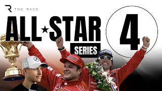 The Race All-Star Series, Rd 4 - ft. F1's Button, Barrichello, Montoya, Magnussen, Fittipaldi + more