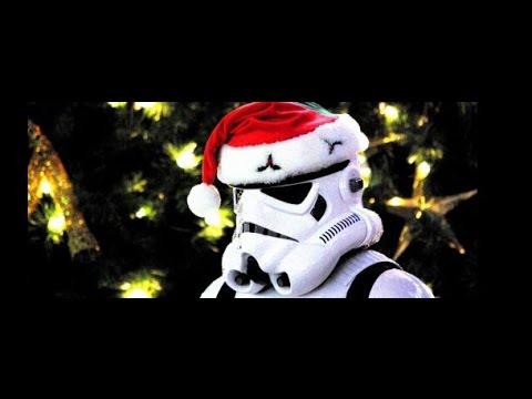 celebraci n de navidad star wars stormtroopers youtube. Black Bedroom Furniture Sets. Home Design Ideas