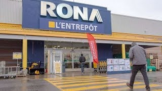 Lowe's-Rona closing 34 underperforming locations