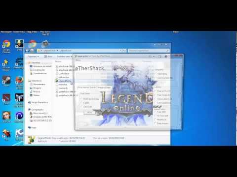Hack LegendOnline 16-11-13