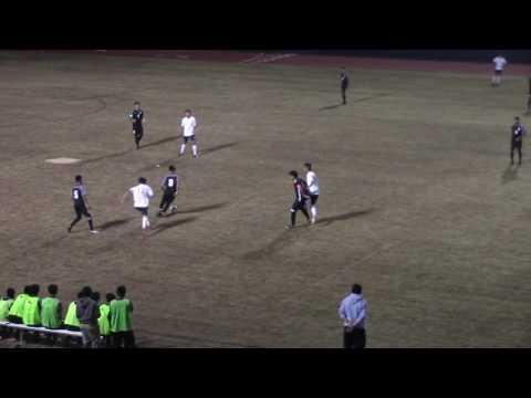 Berkmar vs Crosskeys soccer