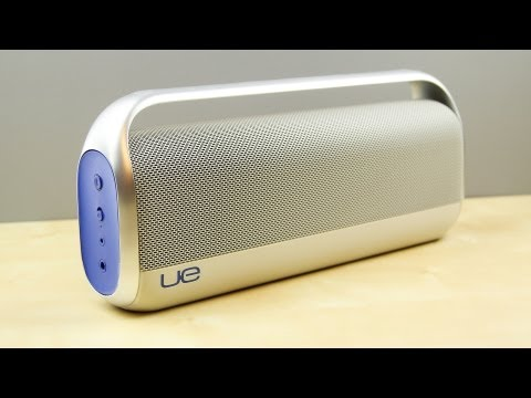 Logitech UE Boombox Review