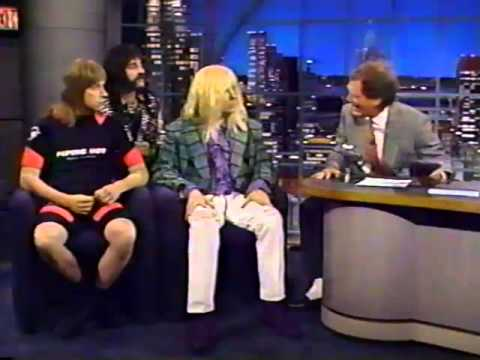 Spinal Tap reunion interview