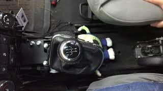 Блокиратор коробки передач, установка дополнительной защиты от угона автомобиля