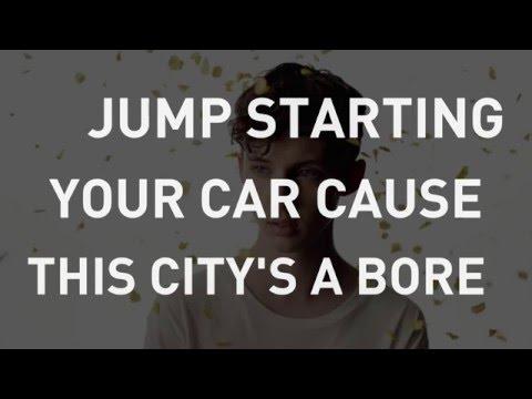 Troye Sivan - for him. Feat. Allday [Video Lyrics]