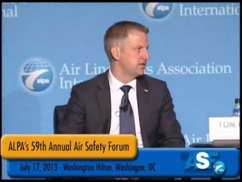 59th ALPA Air Safety Forum - Cargo: In Pursuit of One Level of Safety and Security