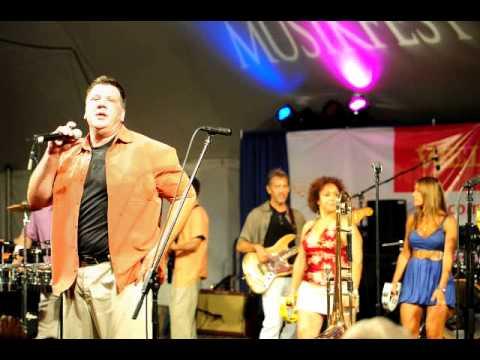 Philadelphia Funk Authority at Musikfest (brief)