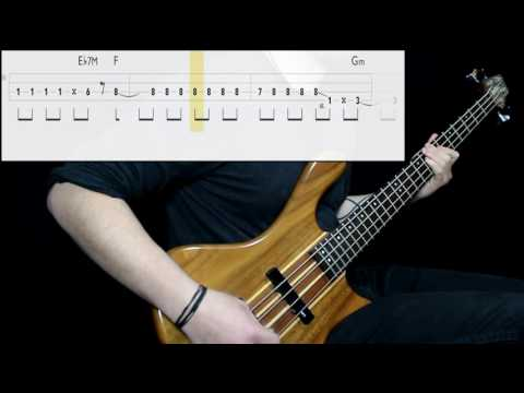 The Police - Roxanne (Bass Cover) (Play Along Tabs In Video)