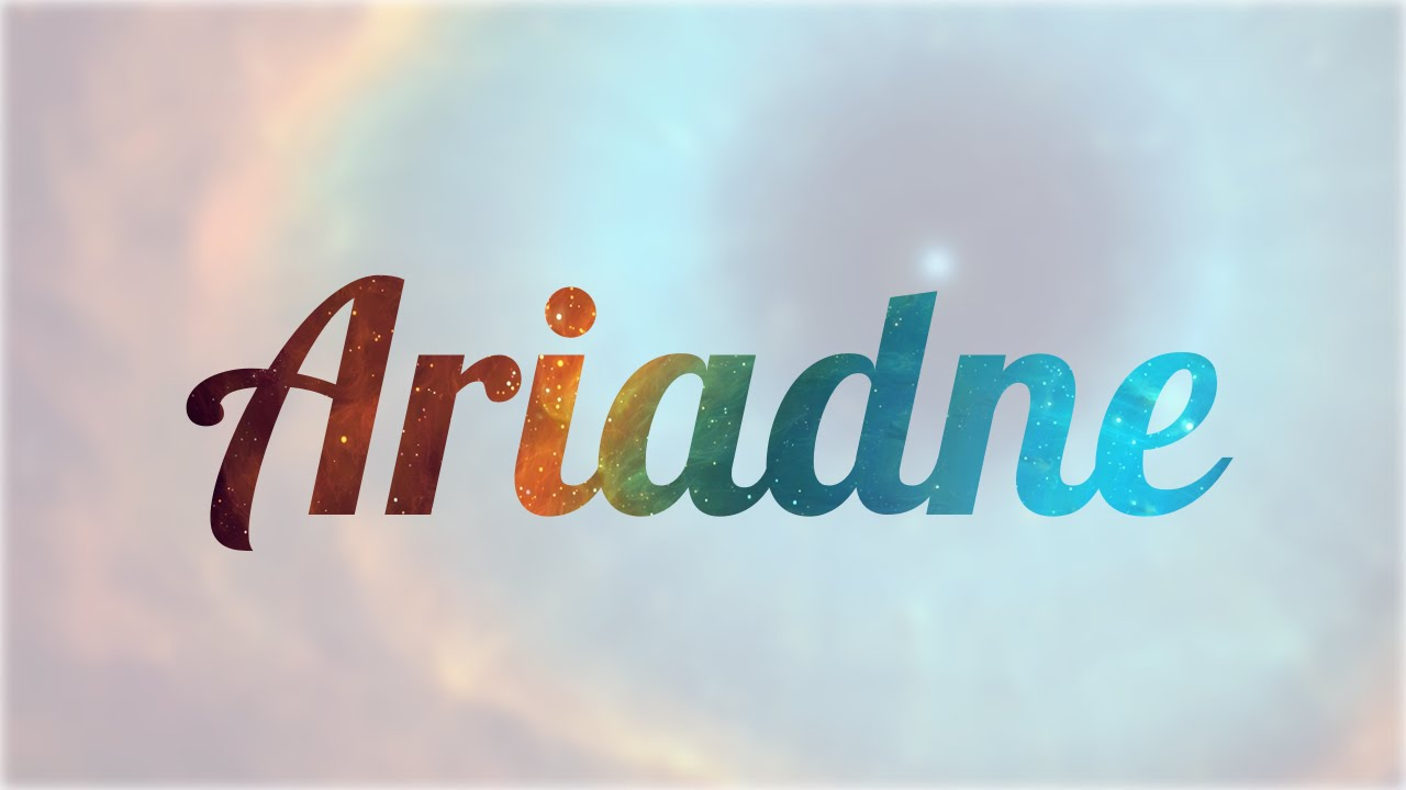 Significado de ariadne nombre griego para tu bebe ni o o for Nombres de nina griegos