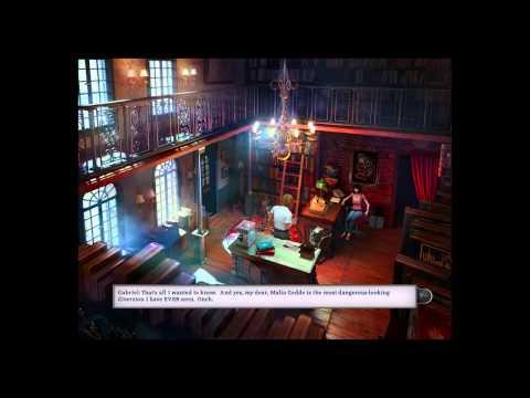 Gabriel Knight: Twitch Stream IPad Air 2 Gameplay