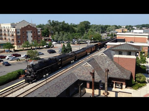Nickel Plate 765 in Oak Lawn, IL
