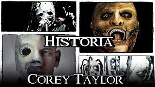 Historia tras la Mascara COREY TAYLOR | SLIPKNOT