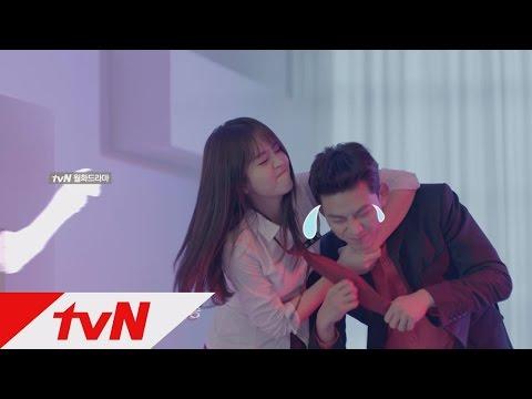 tvnghost 김소현, 옥택연에 ′애정 가득′ 헤드락 포착! 160711 EP.1