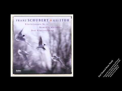 Kei Itoh plays Schubert 3