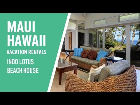 Stay at our Luxury Beach House in South Maui