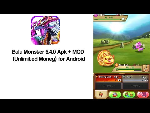 Gameplay Bulu Monster 6.4.0 Apk + MOD (Unlimited Money) for Android - 동영상