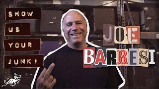 "Show Us Your Junk! - ""Evil"" Joe Barresi (Tool, QOTSA, Melvins)"