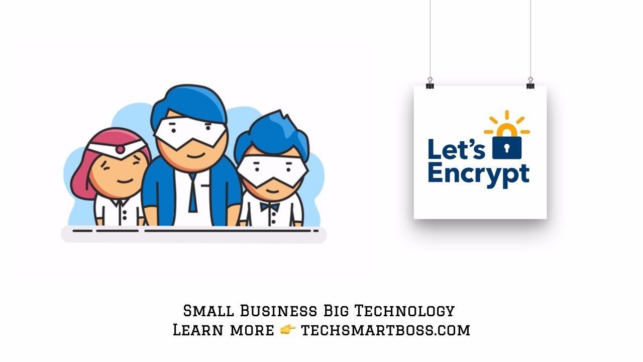 Set up a Free SSL Certificate on a Windows Server Using Let's Encrypt