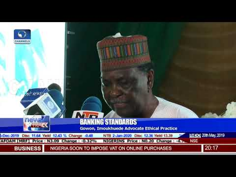 Gowon, Imoukhuede Advocate Ethical Banking Practice