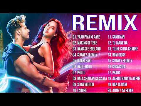 NEW HINDI REMIX SONGS 2020 ❤ Indian Remix Song ❤ Bollywood Dance Party Remix 2020 indir