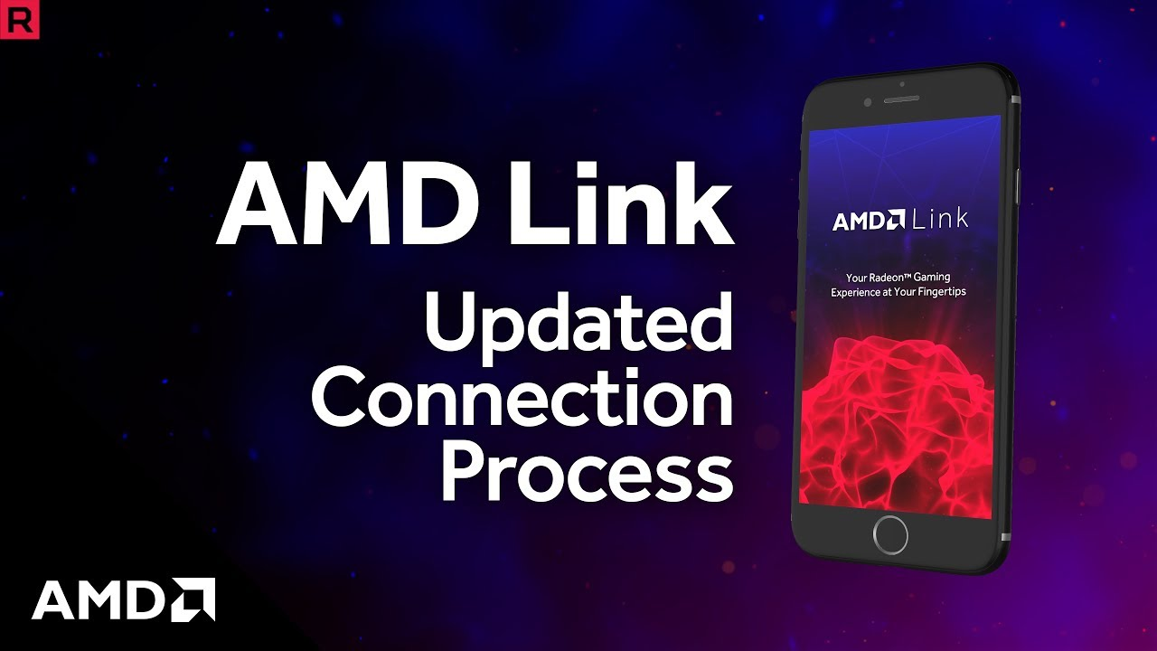 How to Connect & Reconnect to the New AMD Link
