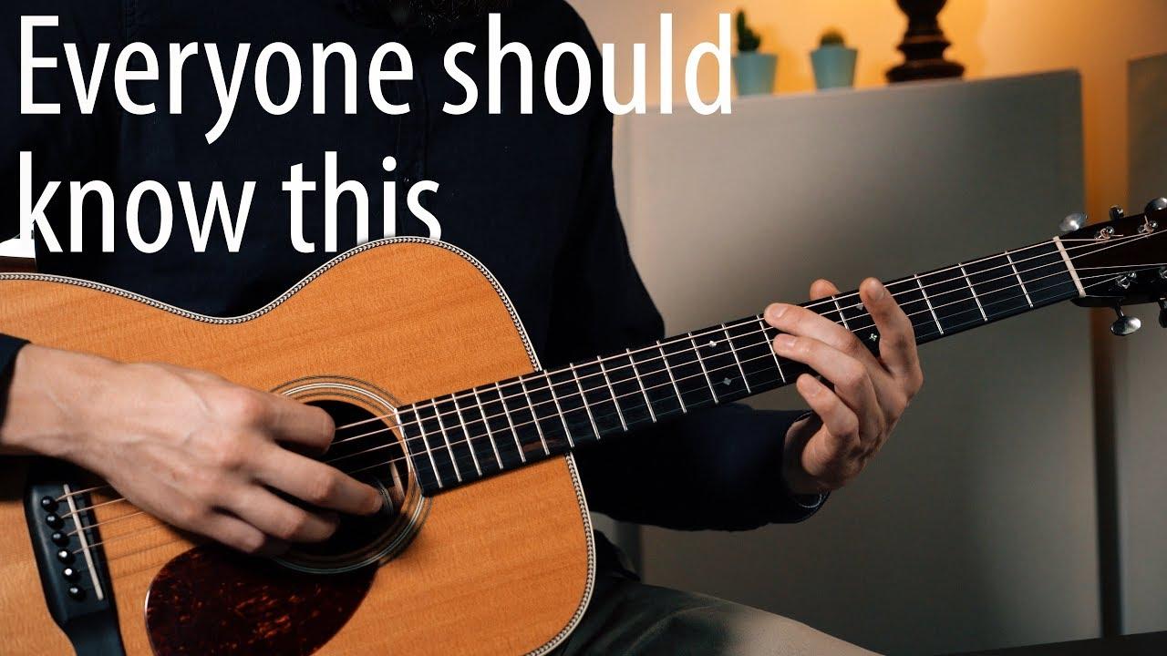 Turn Those Same Old Chords Into Something Beautiful Youtube
