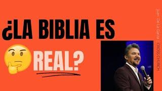 🔴 CROSS CHURCH LIVE | ¿La Biblia es real? 🤔| Juan De La Garza | Cross Church RGV