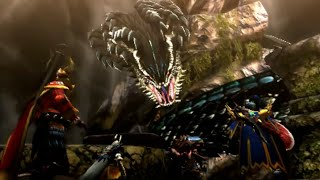 Monster Hunter 4 Ultimate - Event Quests 29: The Speartip