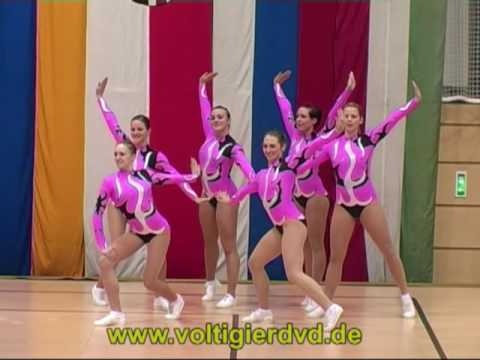 Austrian Aerobic Open - Group 18  Germany