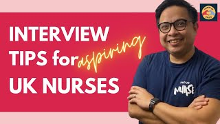 How to pass your nursing interview? Top 5 tips paano pumasa.