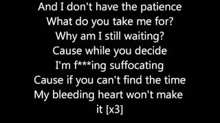 Chase and Status ft. Delilah - Time (Lyrics)