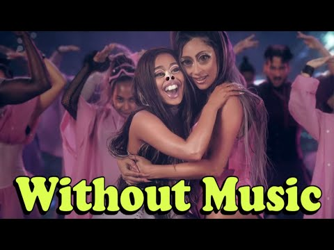 Lady Gaga & Ariana Grande - Without Music - Rain On Me