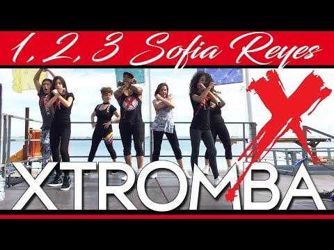 Sofia Reyes - 1, 2, 3 (feat. Jason Derulo & De La Ghetto) (XTROMBA) choreography