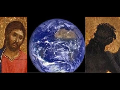 Flat Earth Bible? All The Kingdoms Of The World In A Moment Of Time, Matthew 4:8 and Luke 4:5