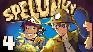 Spelunky Co-op: E3 And Exploring - EPISODE 4 - Friends Without Benefits