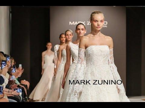 Interview with Mark Zunino at New York Bridal Fashion Week