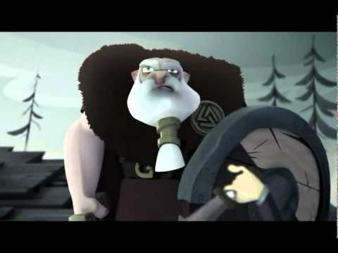 Мультфильм про викинга который хотел умереть в бою