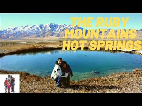The Ruby Marshes Hot Springs, Nevada